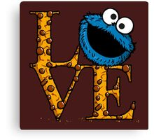 Love Cookies Canvas Print