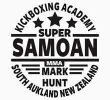 Mark Hunt, Super Samoan Kids Tee