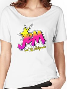 JEM AND THE HOLOGRAMS Women's Relaxed Fit T-Shirt
