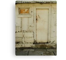 Mystery Door Canvas Print