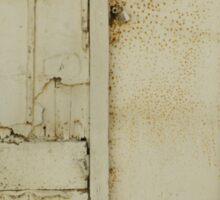 Mystery Door Sticker