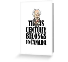 Wilfrid Laurier's This Century Greeting Card