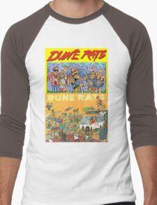 Dune Rats Men's Baseball ¾ T-Shirt