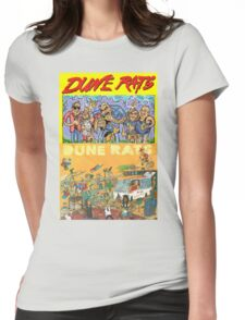 Dune Rats Womens Fitted T-Shirt