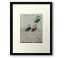 MyCage Framed Print