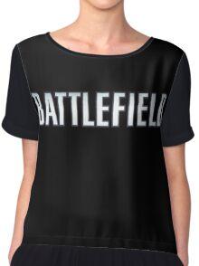 Battlefield Chiffon Top