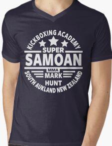 Mark Hunt, Super Samoan Mens V-Neck T-Shirt