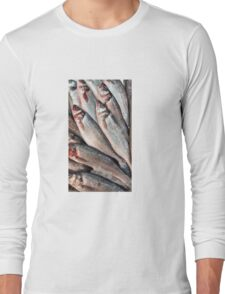 Dead fish Long Sleeve T-Shirt