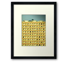 You are not your job Framed Print