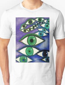 Trippy Eyes T-Shirt