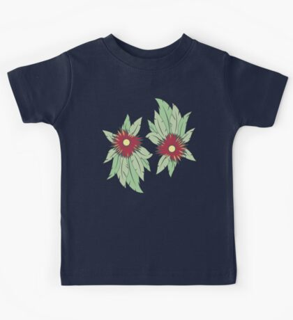 growing flowers on concrete Kids Clothes