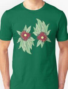 growing flowers on concrete Unisex T-Shirt