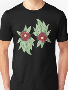 growing flowers on concrete Unisex T-Shirt