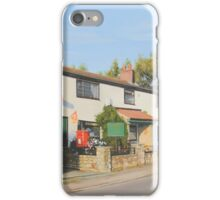 Clayworth Post Office iPhone Case/Skin