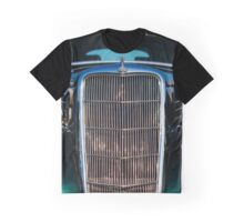 Vintage Ford customized coupe front grill Graphic T-Shirt