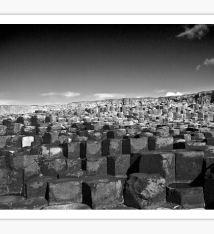 Giants Causeway Sticker