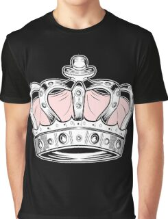 Crown - Pink 2 Graphic T-Shirt
