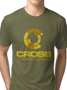 CROSS TECHNOLOGIES Tri-blend T-Shirt