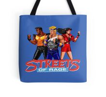 STREETS OF RAGE - AXEL-BLAZE-ADAM  Tote Bag