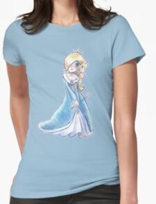 Rosalina - Colored Pencil Drawing Womens Fitted T-Shirt