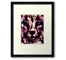 Spirit Cat Framed Print