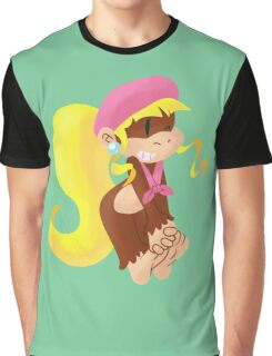 Little Dixie Kong Graphic T-Shirt