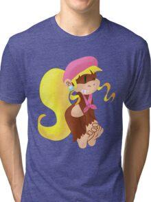 Little Dixie Kong Tri-blend T-Shirt
