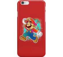 Mario Wahoo iPhone Case/Skin