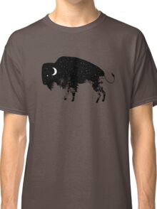 Bison Moon Classic T-Shirt