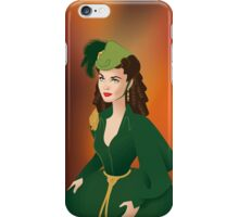 Green Velvet iPhone Case/Skin