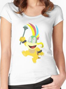 Lemmy Koopa Women's Fitted Scoop T-Shirt