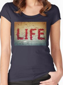 life Women's Fitted Scoop T-Shirt