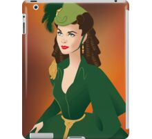 Green Velvet iPad Case/Skin