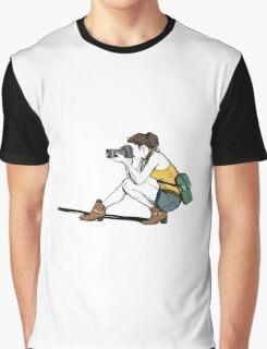 women photographer Graphic T-Shirt