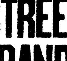Smith Street Band Logo - Light Colours Sticker