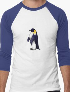 Emperor Penguin Men's Baseball ¾ T-Shirt