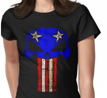 All American  Vengeance Womens Fitted T-Shirt