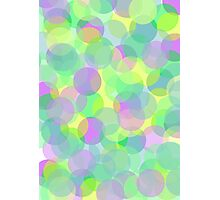 Colorful Dots  Photographic Print
