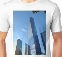Freedom Tower - One World Trade Centre - NYC New York Unisex T-Shirt