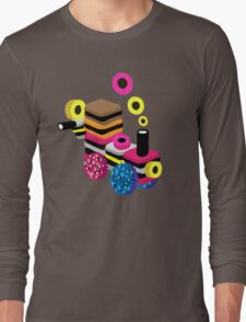 Liquorice Allsorts Train Long Sleeve T-Shirt