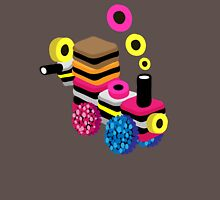 Liquorice Allsorts Train Unisex T-Shirt