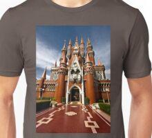 Castle, Taman Mini Indonesia Indah, Jakarta, Indonesia Unisex T-Shirt