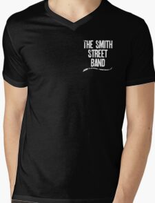 Smith Street Band Logo - Dark Colours Mens V-Neck T-Shirt