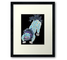Foo Dog Framed Print