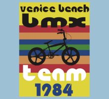 Venice Beach BMX Team One Piece - Short Sleeve