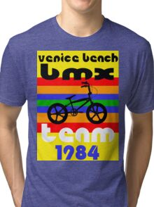 Venice Beach BMX Team Tri-blend T-Shirt