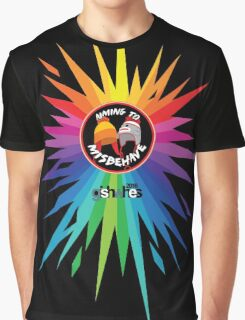 Aiming To Misbehave - 2 Graphic T-Shirt