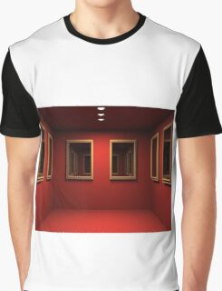 3D room  Graphic T-Shirt