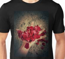 blood petals Unisex T-Shirt