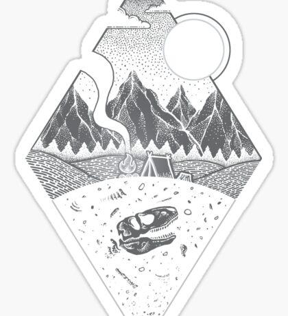 Nightfall II Sticker
